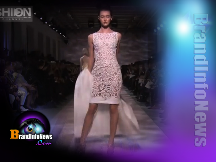 GEORGES CHAKRA Full Show Spring Summer 2015 Haute Couture Paris by Fashion Channel