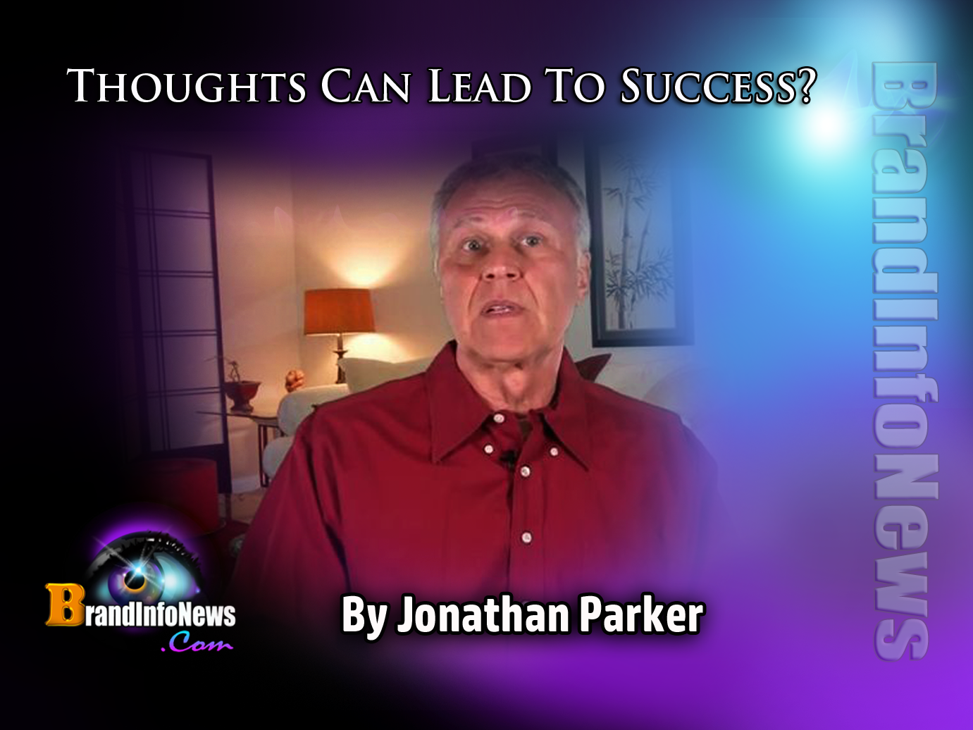 Thoughts Can Lead To Success…?